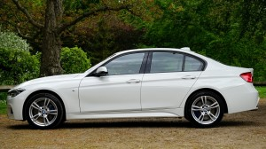 Baltas BMW